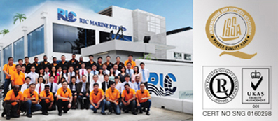 Welcome to RIC Marine Pte Ltd